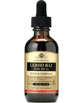 Vitamina B12 líquida