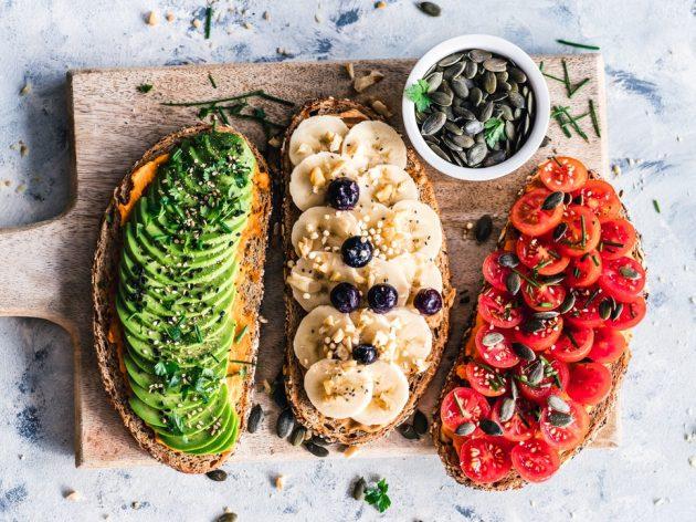 La comida vegana no es ni aburrida ni sosa