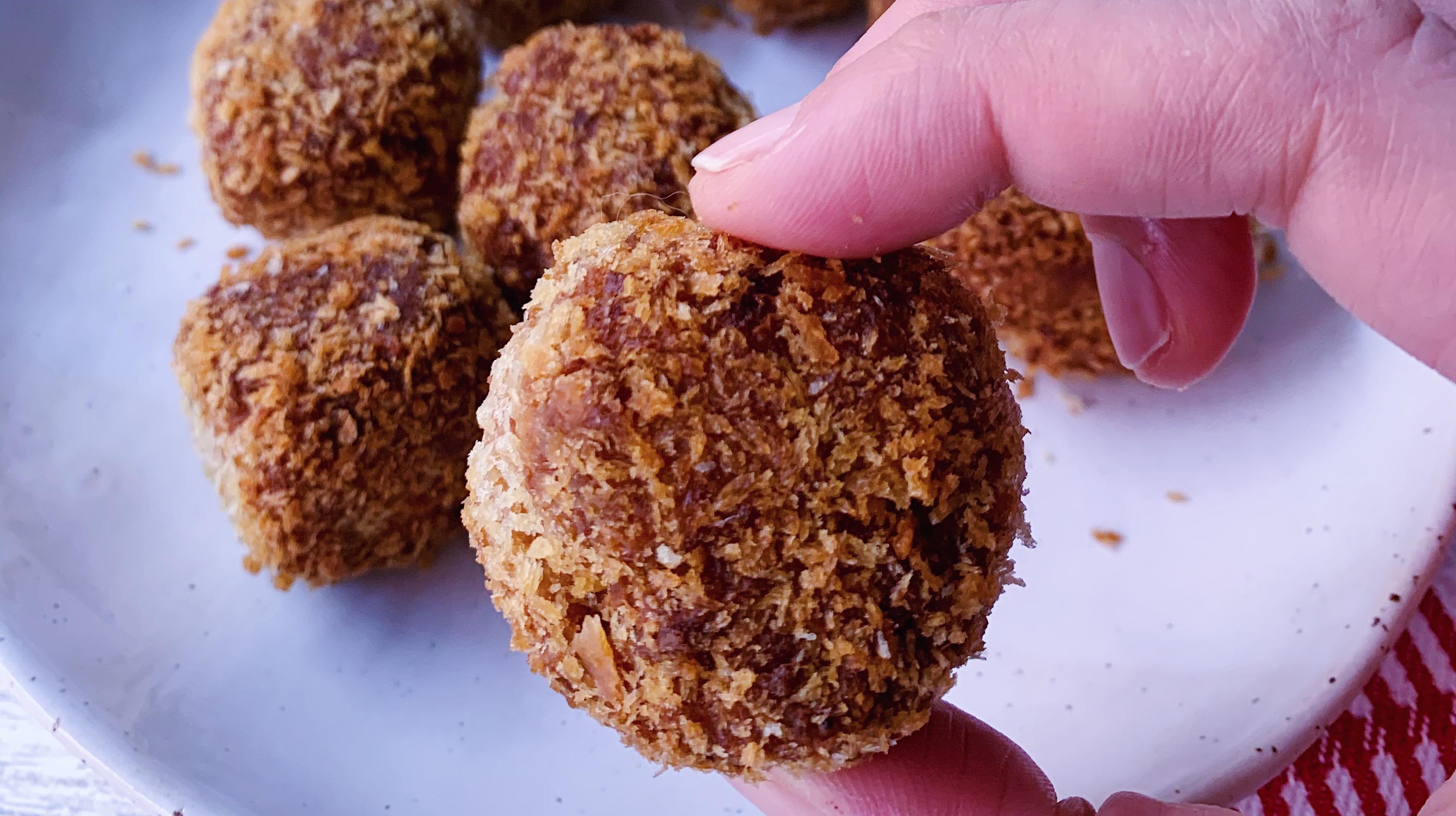 bitterballen veganas